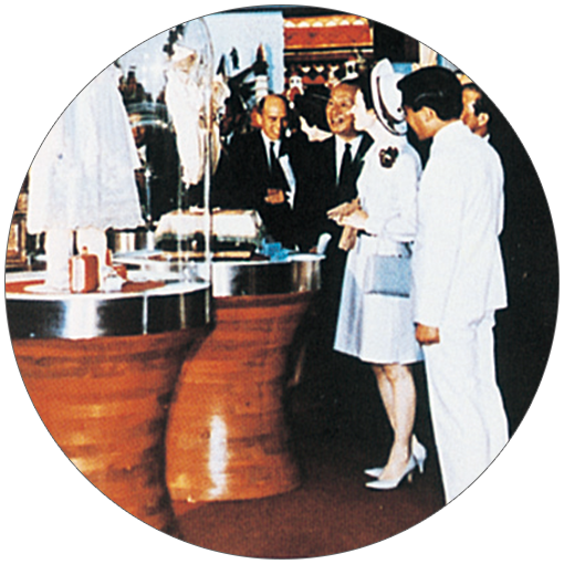 Industry Pavilion of Japan Expo 1970