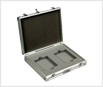 Attache case with security function