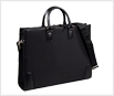 Business bag with GPS function